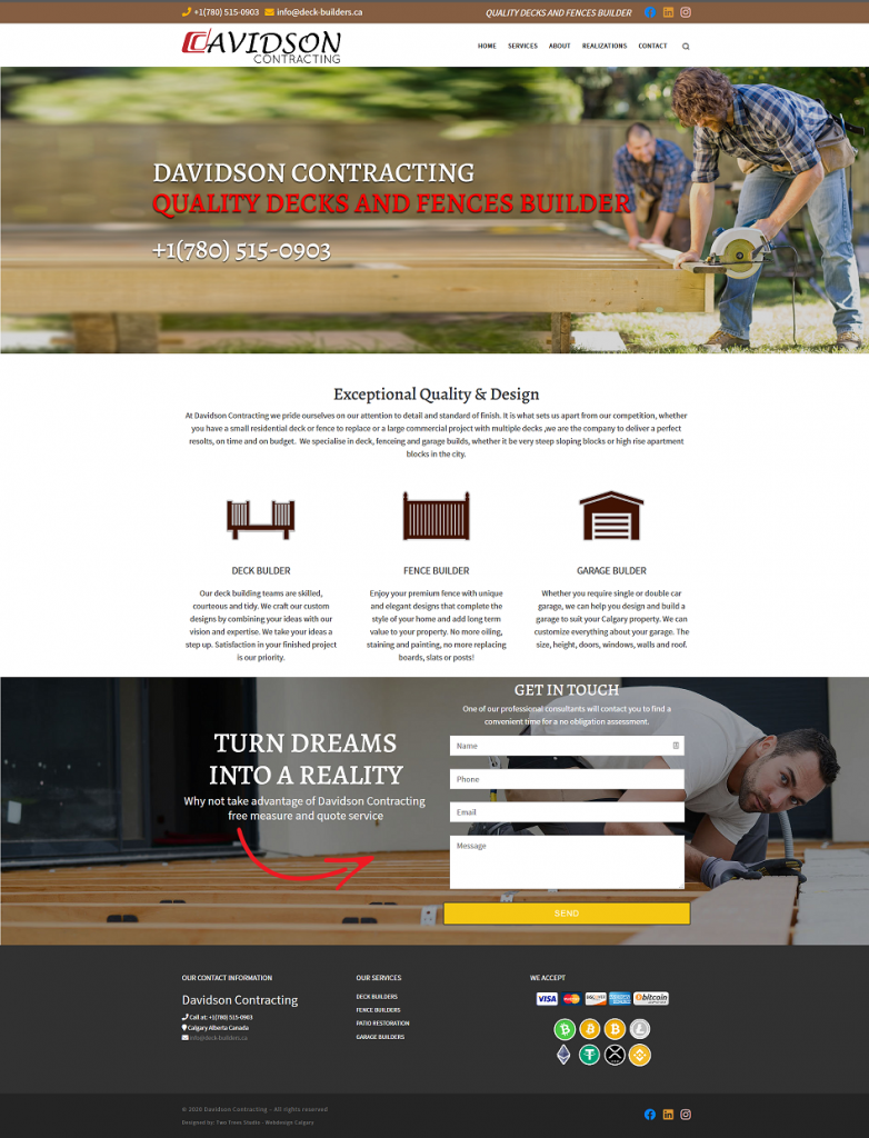 Davidson Contracting
